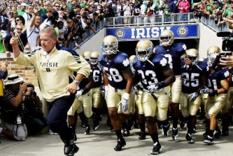 Purdue Notre Dame Football