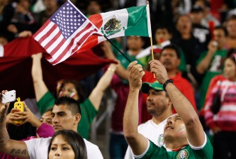 Mexico v Canada - 2013 CONCACAF Gold Cup